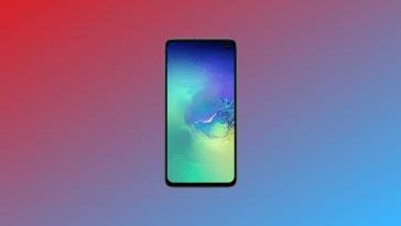 Yeni Galaxy S10 Lite