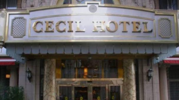 Katillerin Ve Kurbanların Evi: Cecil Otel