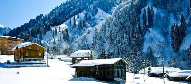 Kış Aylarında Kaçamak Yapabileceğiniz Türkiye'deki 10 Tatil Mekanı
