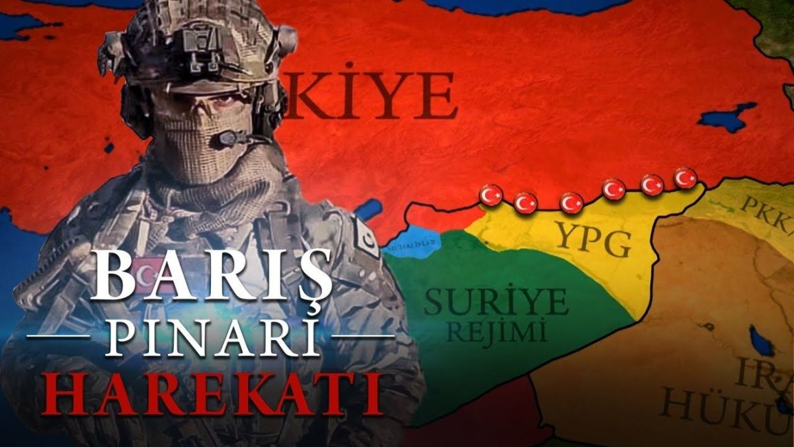 5N1K; Barış Pınarı Harekâtı
