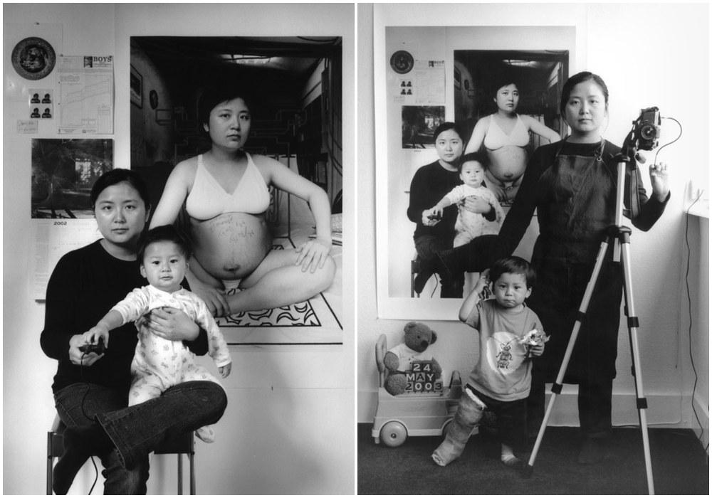 Rahminden 17 Yaşına Kadar Oğlunu Fotoğraflayan Kadın: Annie Wang