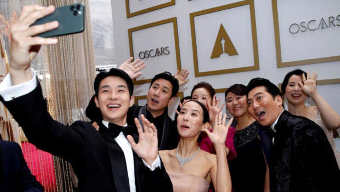 Oscar'a Kore Damgası