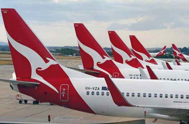 Corona, Qantas Havayolu Şirketini de Vurdu
