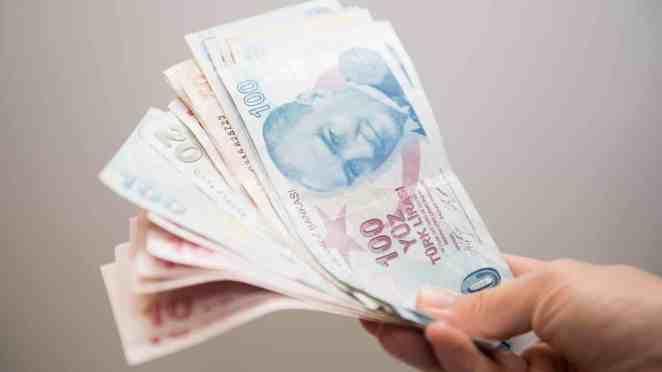 kağıt para vermek
