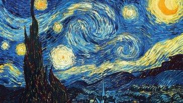 yıldızlı gece, olağanüstü gece