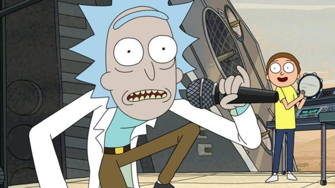 Toplumsal Yozlaşmışlıklara Bir Tokat: Rick and Morty