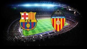 مباراة برشلونة وفالنسيا بث مباشر