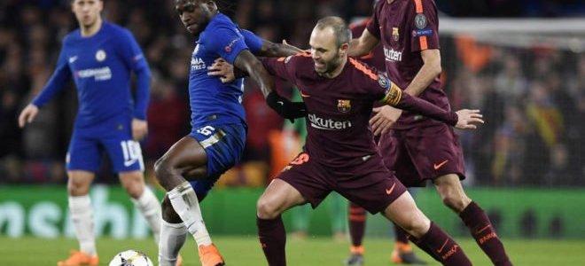 بشرى سارة لجماهير برشلونة قبل مباراة تشيلسي