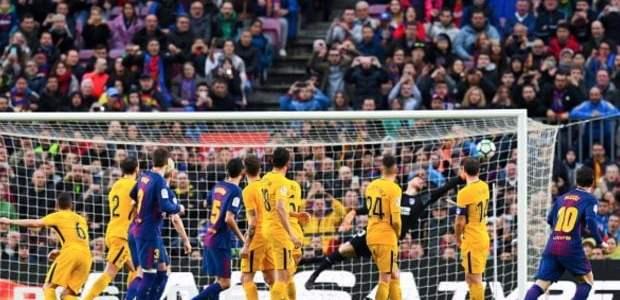 برشلونة يفوز على اتلتيكو مدريد بهدف ميسي و يبتعد في صدارة الليغا
