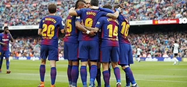 تشكيلة برشلونة الرسمية لمواجهة ألافيس في أول جولة بالدوري الإسباني
