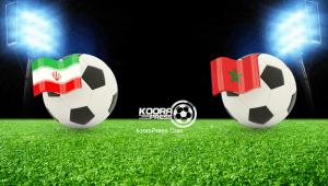 موعد مباراة المغرب وايران يوم 15 يونيو في كاس العالم 2018 بروسيا والقنوات الناقلة لها على جميع الأقمار
