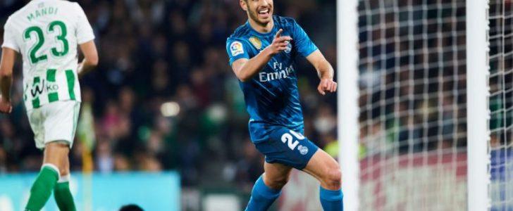 أسينسيو يثير الرعب في ريال مدريد
