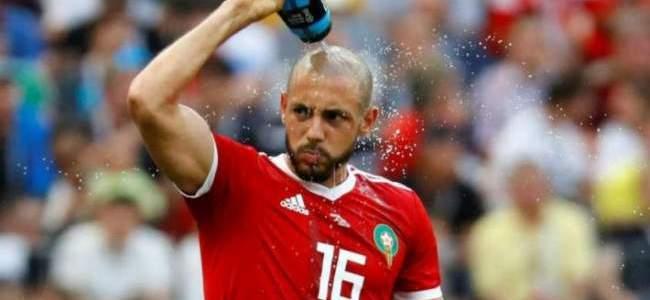 نور الدين أمرابط يهدد بالرحيل عن النصر السعودي بسبب مدربه