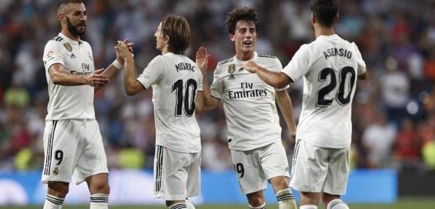 ريال مدريد ضيفا على إشبيلية فى قمة الجولة السادسة من الدوري الإسباني