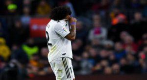غياب مارسيلو 4 مباريات ودياز أسبوعين عن ريال مدريد