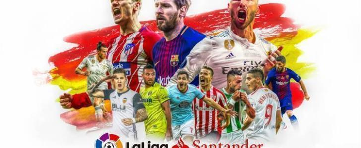 ترتيب هدافي الدوري الإسباني 2018-2019 بعد الجولة العشرون
