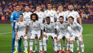 عاجل.. تشكيلة ريال مدريد الرسمية ضد أياكس
