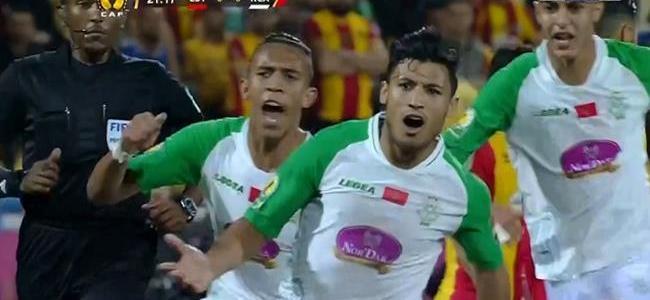 أهداف مباراة الترجي والرجاء 1-2 - كأس السوبر الافريقي