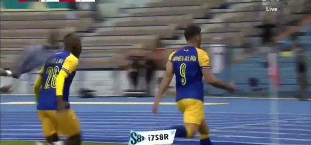 فيديو: حمدالله يسجل هدفين رائعين و يقود فريقه لقلب الطاولة على ضيفه الإتفاق