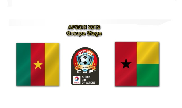 مشاهدة مباراة الكاميرون وغينيا بيساو بث مباشر 25-06-2019 الكان