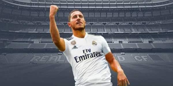 ريال مدريد يعلن رسميا ضم هازارد
