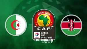 مشاهدة مباراة الجزائر وكينيا بث مباشر 23-06-2019 الكان