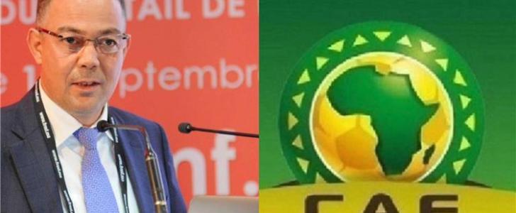 بيان رسمي الاتحاد المغربي يكشف حقيقة إيقاف فوزي لقجع بسبب مباراة الزمالك