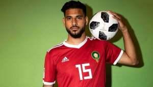 آيت بناصر يكفر عن خطئه ويعتدر للجماهير المغربية