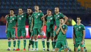 بونجاح يقود التشكيل المتوقع للجزائر أمام السنغال في نائي كأس أمم أفريقيا