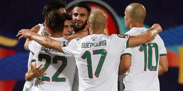 موعد مباراة الجزائر وكوت ديفوار في ربع نهائي كأس أمم إفريقيا