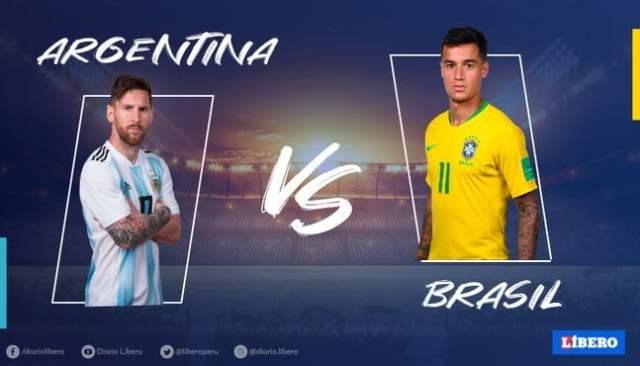 البرازيل والارجنتين بث مباشر 03-07-2019 كوبا امريكا