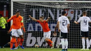 هولندا تضرب ألمانيا برباعية في التصفيات المؤهلة ليورو 2020