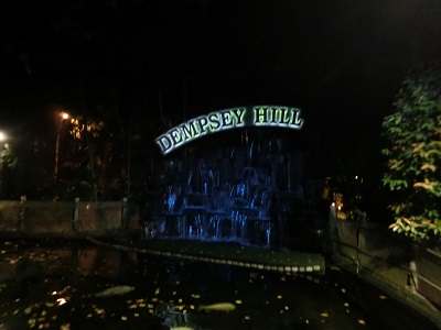 Dempsey  Hills
