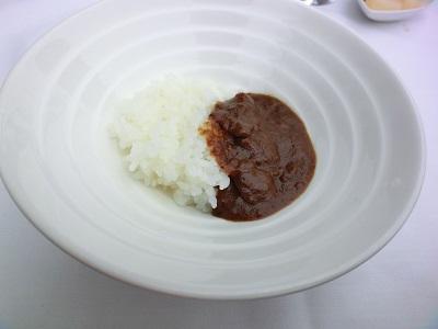 特選神戸牛の小さなカレーライス
