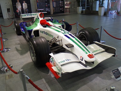 Honda RA108(2008)