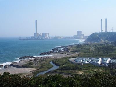 東電広野火力発電所