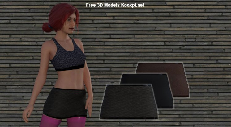 Sexy Mini Skirt G8F