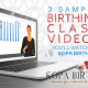 3 sample birthing class videos you'll watch at Kopa Birth