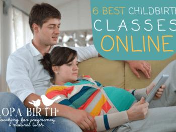 6 Best Childbirth Classes Online