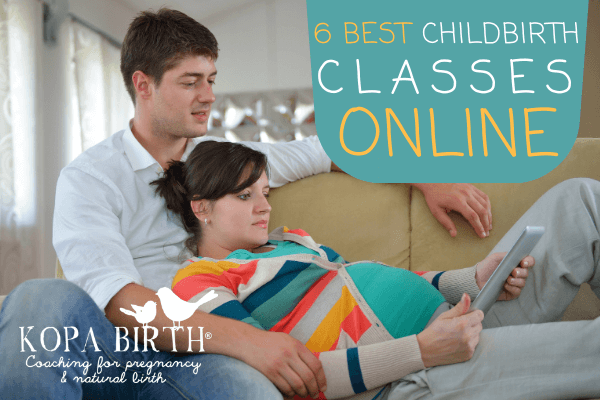 6 Best Childbirth Classes Online