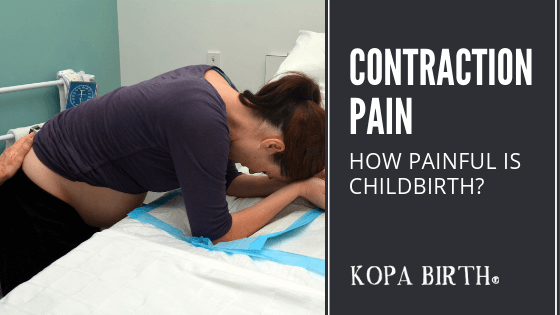 Contraction Pain - How Painful Is Childbirth