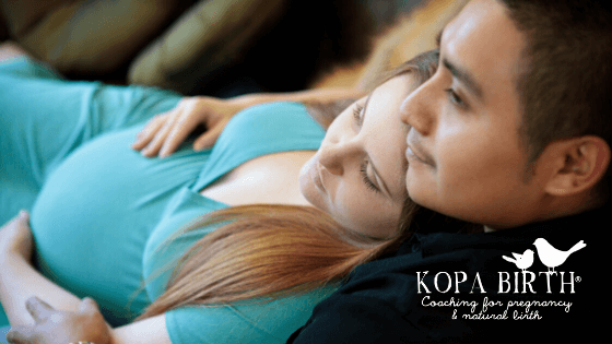 Learn how to be a supportive partner during pregnancy-image