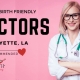 Natural Birth Friendly Doctors Lafayette LA - Image