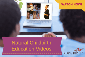 Natural Childbirth Education Videos