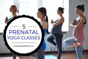 PRENATAL YOGA INDIANAPOLIS IN