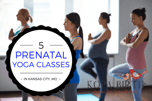 PRENATAL YOGA KANSAS CITY MO
