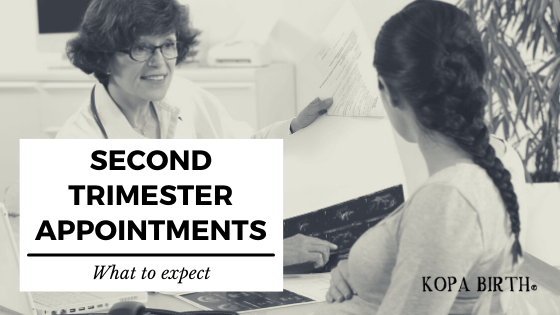 Second Trimester Appointments What to Expect - Image