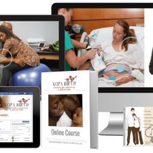 Childbirth Education Materials | Kopa Birth