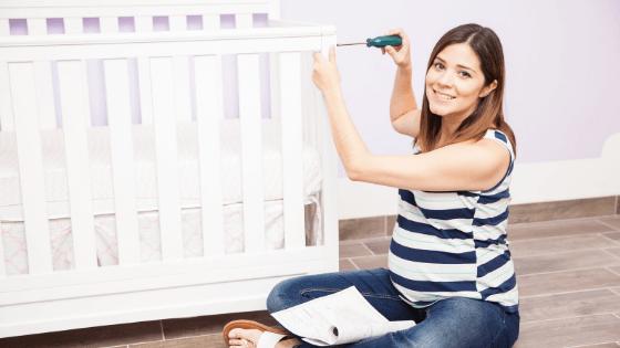 Week 38 Pregnancy Signs of Labor Spurt of Energy or Nesting