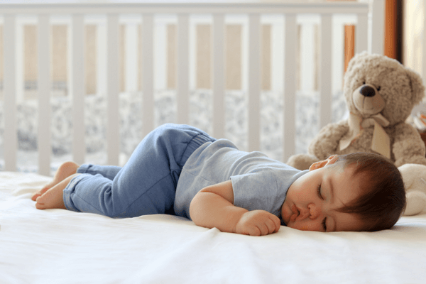 When can babies sleep on their stomach-risks of stomach sleeping